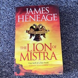 The lion of mistra book